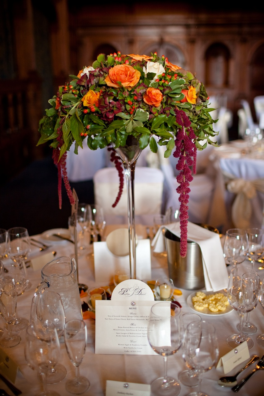 Penelopes Autumn Wedding