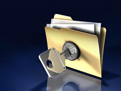 Cara Mengunci Folder Dengan Notepad