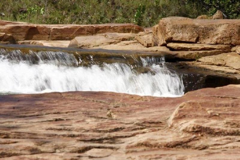 Cachoeira do Paiuá, Uiramutà - Roraima, fonte: Brasilzao