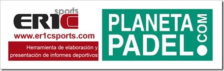 Acuerdo Planeta Padel y software ER1C SPORTS 2015