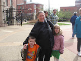 Bryan, Lori and Hannah on a tour of the Anheuser-Busch Brewery in St Louis 03192011