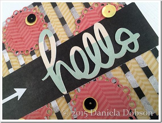 Hello close by Daniela Dobson