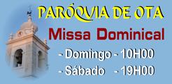Paroquia de Ota - Missa Dominical (2)