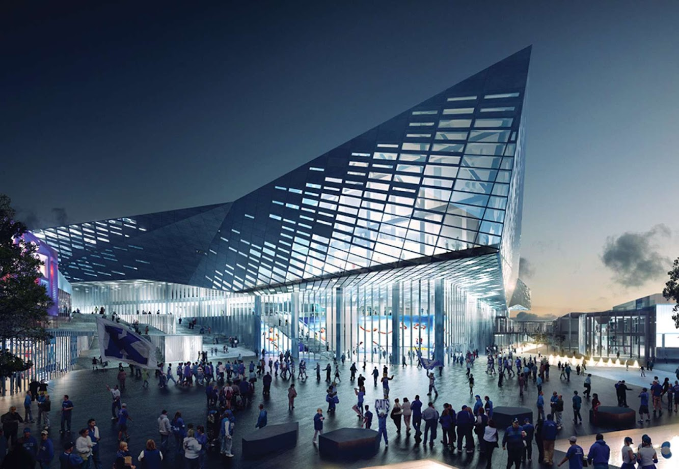 News: RUPP ARENA REINVENTION by NBBJ