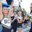 UCF cheerleaders