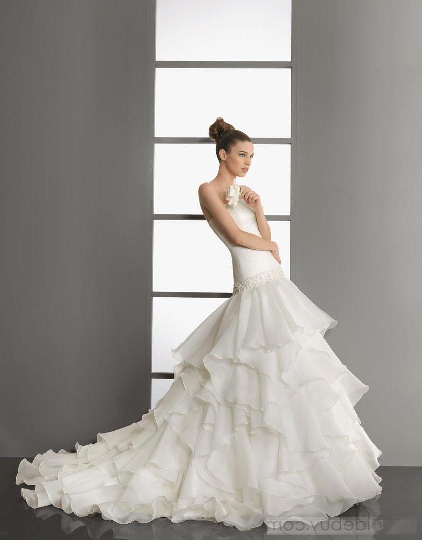 ball gown wedding dresses 2012