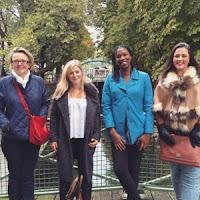 Food bloggers in paris
