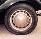 Citroen Traction jantes Lambert-Nivelles 1950