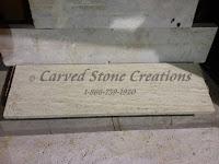 5ft Travertine Hearth Stone 60x18x2 H/UF Tuscany Classic