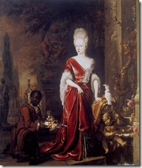 Elisabeth_Charlotte_d'Orleans_Jan_Weenix_1697