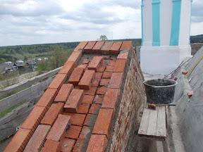 Реставрация треугольников