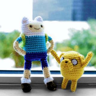 Súperhéroes y Dibujos de TV Tejidos a Crochet ¡Son hermosos!