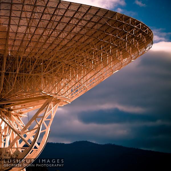 tidbinbilla deep space centre