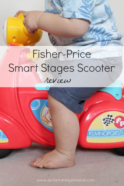fisher-price smart stages scooter pinterest