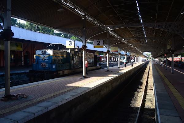 Вокзал Канди, Шри Ланка