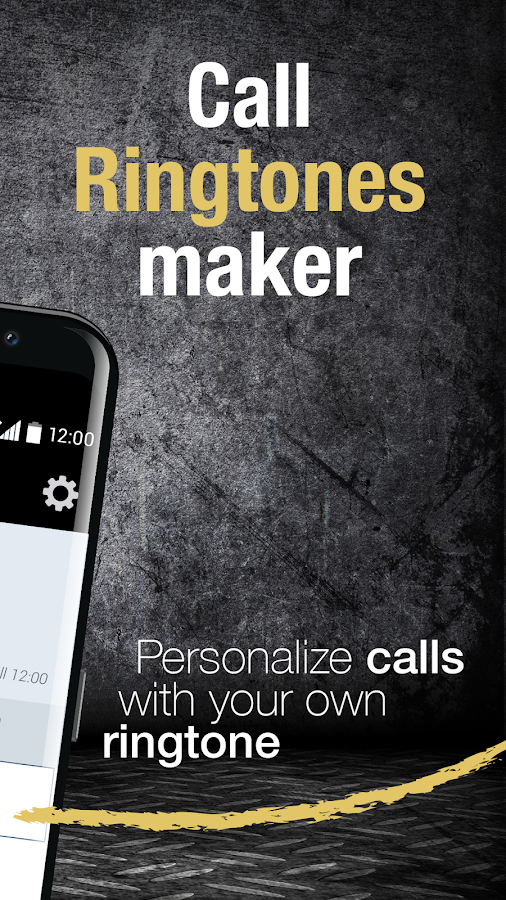 Call Ringtones Maker Screenshot 1