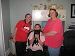 Lori, Audrey Mizrahi and Tammy McCloud in Wilmington - 040810 - 01