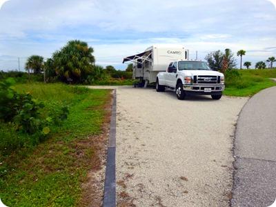 Jonathan Dickinson SP campground