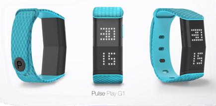 Pulse Play: la pulsera para los aficionados a los deportes de raqueta.