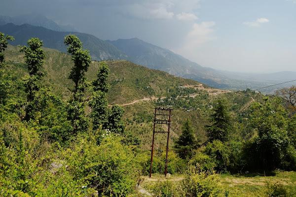 северная индия горы