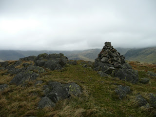 Hard Knott Summit