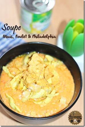 Soupe Maïs Philadelphia logo 1