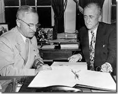 Truman and Byrnes II