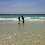 Playing on the beach in Destin FL 03182012f