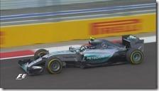 Nico Rosberg conquista la pole del gran premio di Russia 2015