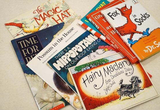 Book Week - Favourite Books