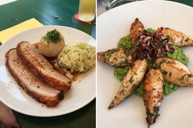 Salzburg-Lunch