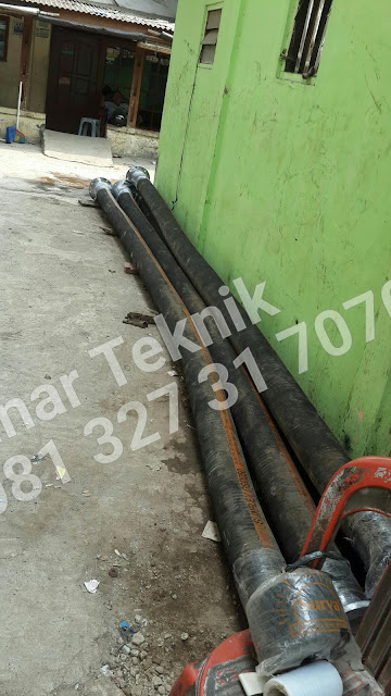 heavy duty industrial hose