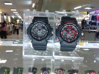 jam tangan Digitec dual time Original dual time