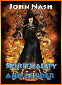 Cover of John Nash's Book Spirituality and Gender