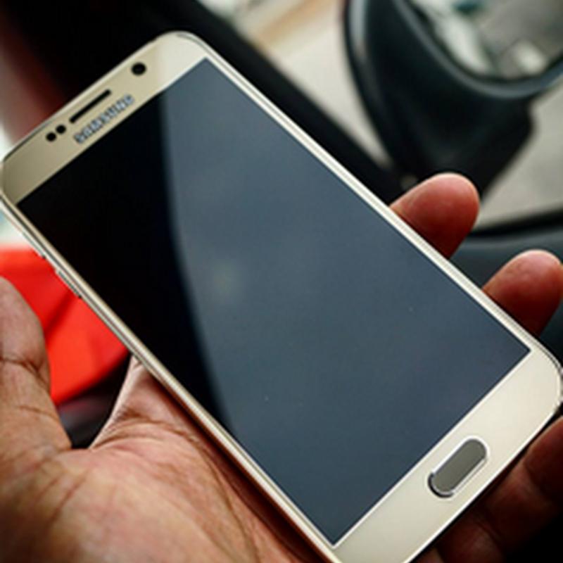 Kali pertama guna Samsung S6 !