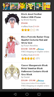 App Carnival costumes APK for Kindle