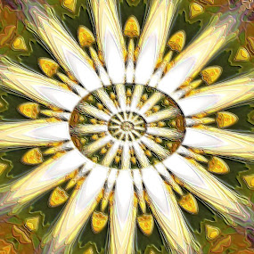 Sunflowers by Lynette Phipps - Digital Art Things