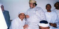 Laskar FPI: Gus Dur Itu Sesat, Murid Sayid Alwi AlMaliki: Gus Dur Tidak Sesat, Allah Yarhamuh