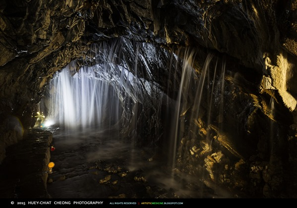 白楊步道、水簾洞,太魯閣。 Taroko Gorge