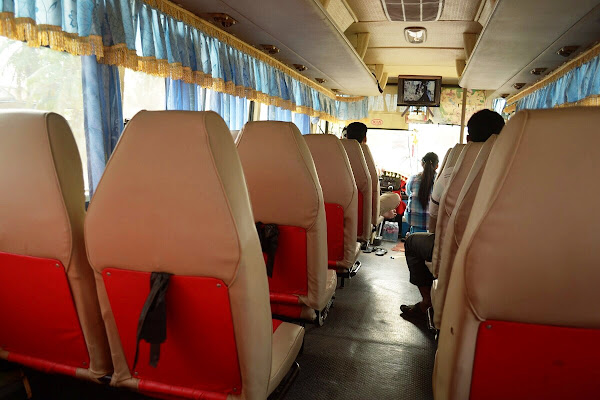 автобус камбоджа