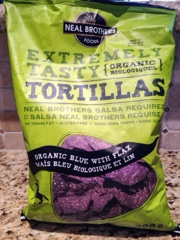 Neal Brothers Extremely Tasty Tortillas