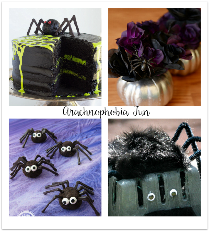 Arachnophobia Fun via homework - carolynshomework