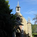 Château Saint-Jean de Beauregard : église Saint-Jean-Baptiste