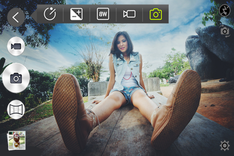Z Camera PRO APK screenshot thumbnail 1
