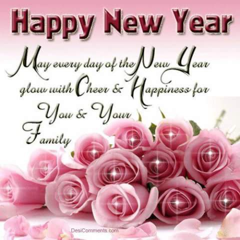 Happy New Year 2017 Wishes for Friends Images