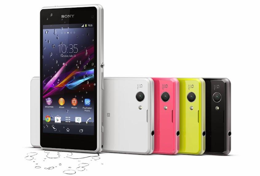 Sony Xperia Z1 Compact - Spesifikasi Lengkap dan Harga