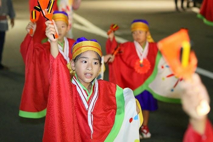 第60回よさこい祭り☆本祭2日目・升形地域競演場39☆上2目2479