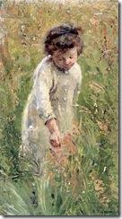 Bertha-Wegmann-Picking-Flowers