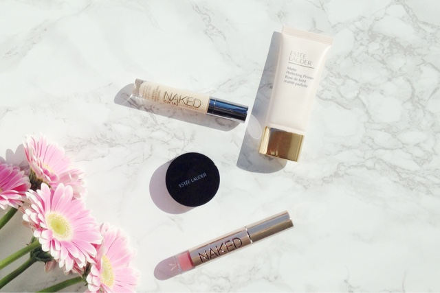 Current Estée Lauder and Urban Decay Favourites