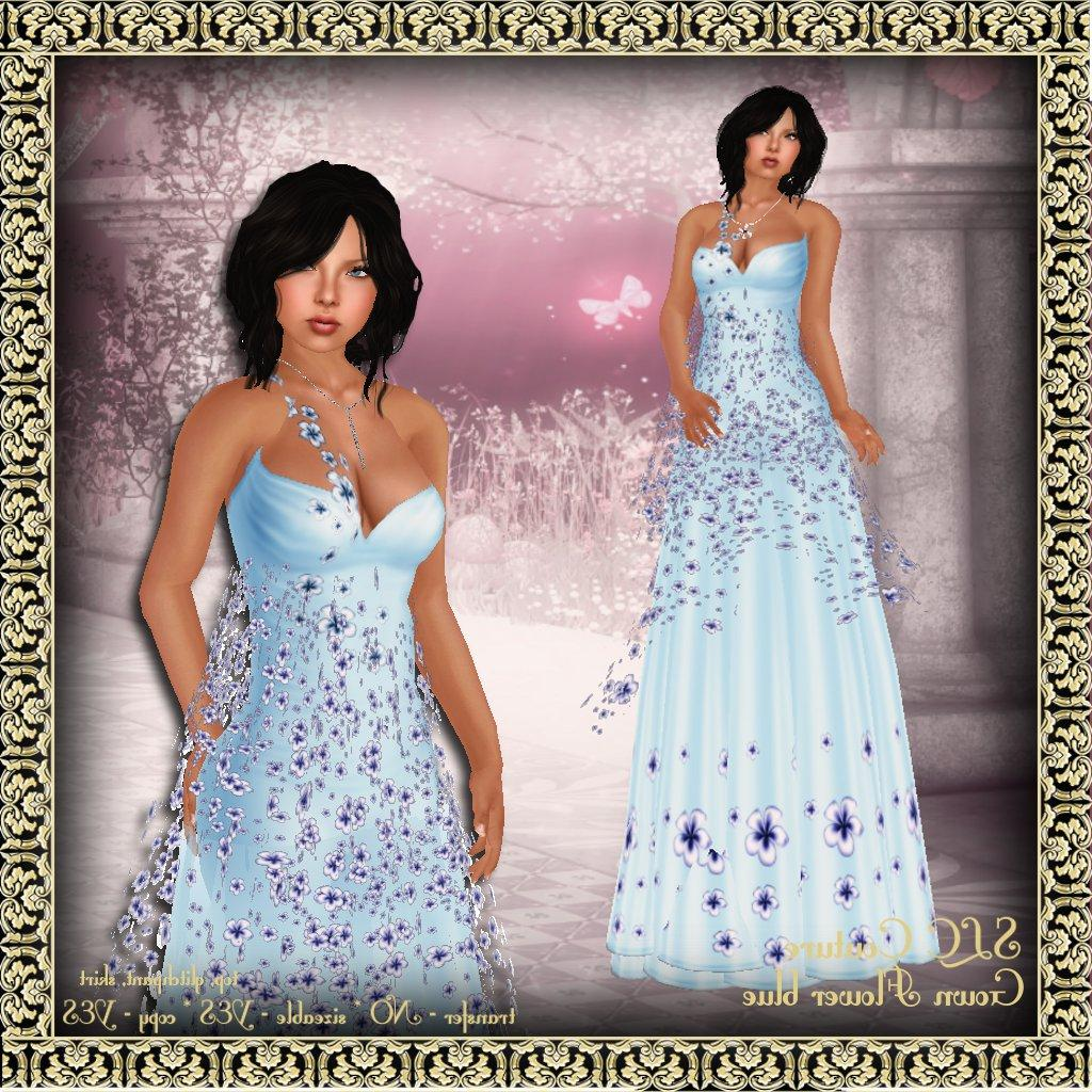 Gown Flower    for only 99